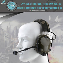 Z-Tactical Sound-Trap Headset Z-TAC Z042 Military Uniform Version Excellent hearing protection Microphone Accessories