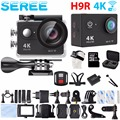 Seree Action camera deportiva Original EKEN H9R Remote Ultra HD 4K WiFi 1080P 60fps 2.0 LCD 170D Go Sport Waterproof Pro Camera