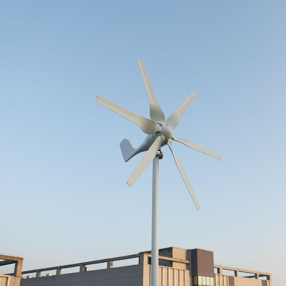 12v 24v turbina eolica com 6 laminas 04