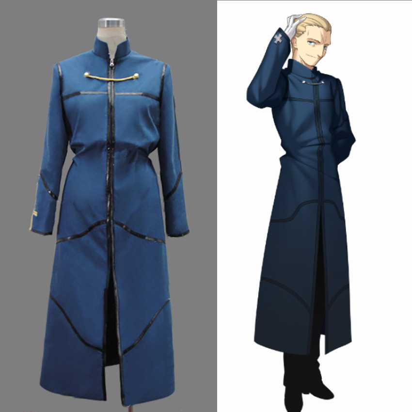 New Arrival Fate Zero Kayneth El-melloi Archibald Cosplay Costume Low Price Women's Costumes