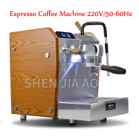 EM 23 New Italian Coffee Maker Pump type Pressure Milk Foam semi automatic Espresso Coffee Machine 220V/50 60Hz