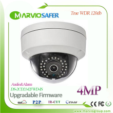 Hot Selling Marvio DS-2CD2142FWD-IS H.264 4MP Network IP Camera Support POE Cam camera English Overseas version