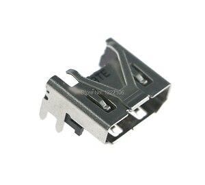 Image 5 - ChengChengDianWan PlayStation 4 Için Ekran HDMI Soket jack konnektörü Için PS4 Slim Pro Konsolu HDMI Bağlantı Noktası 5 adet/grup