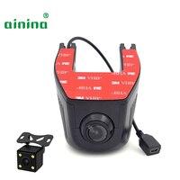 Ainina WiFi Car dashcam WiFi FHD Universal type hidden wifi mini car dvr camera vehicle wifi dashboard camera