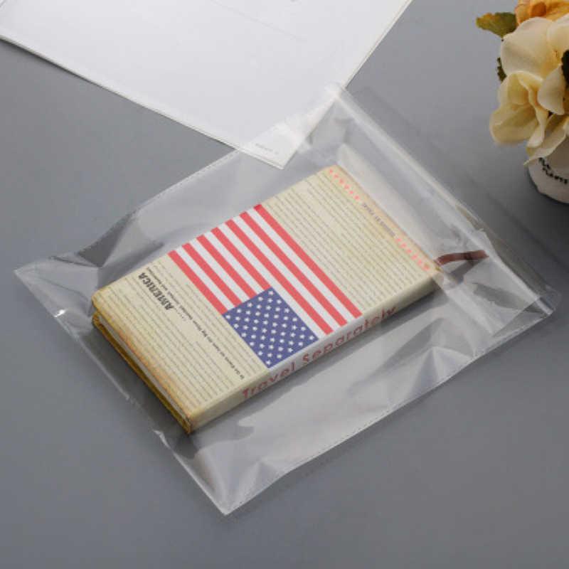 Rõ ràng Tự dán Túi Đựng Bánh Tự Se Nhỏ Túi Nhựa cho Kẹo Đóng Gói Có Thể Thu Hồi Lại Được Bánh Bao Bì Trong Suốt Tặng Túi