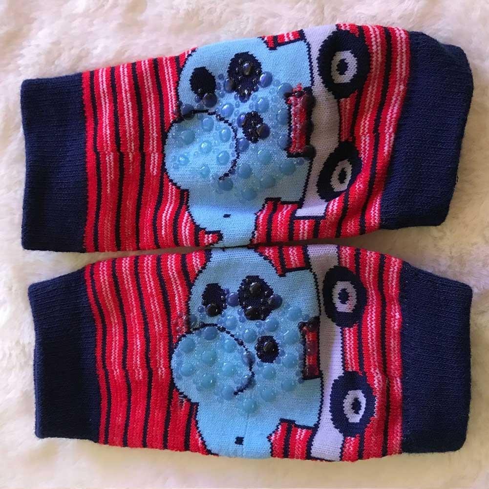 1 Para Baby Knie Pad Kinder Sicherheit Krabbeln Elbow Kissen Infant Bein Wärmer Knie Unterstützung Protector 88 Nsv775 100% Garantie