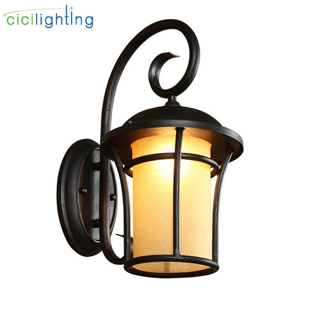 Outdoor Wall Lanterns/Sconce 1-Light Exterior Wall Mount Light Matte Black Finish with Stained Glass Aluminum Patio/Porch lampOutdoor Wall Lanterns/Sconce 1-Light Exterior Wall Mount Light Matte Black Finish with Stained Glass Aluminum Patio/Porch lamp