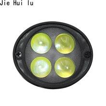 цены на waterproof motorbike Motorcycle headlamp headlight front head Led light Lamp Bright Fog Spotlight White Working Spot bulb 12V  в интернет-магазинах
