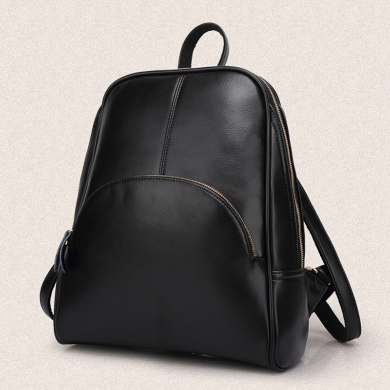 2017 New Arrival Fashion Female Leather Backpack School Bags For Teenagers Schoolbags Women Casual Bagpack Backpacks