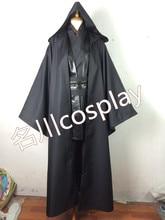 Custom Made Star Wars Darth Jedi Anakin Skywalker/Darth Vader Costum Movie Cosplay Costume