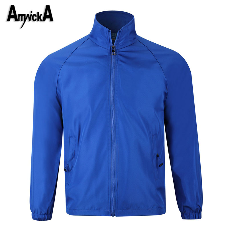 Aliexpress.com : Buy AmynickA Sport Jacket Men Waterproof Thin ...