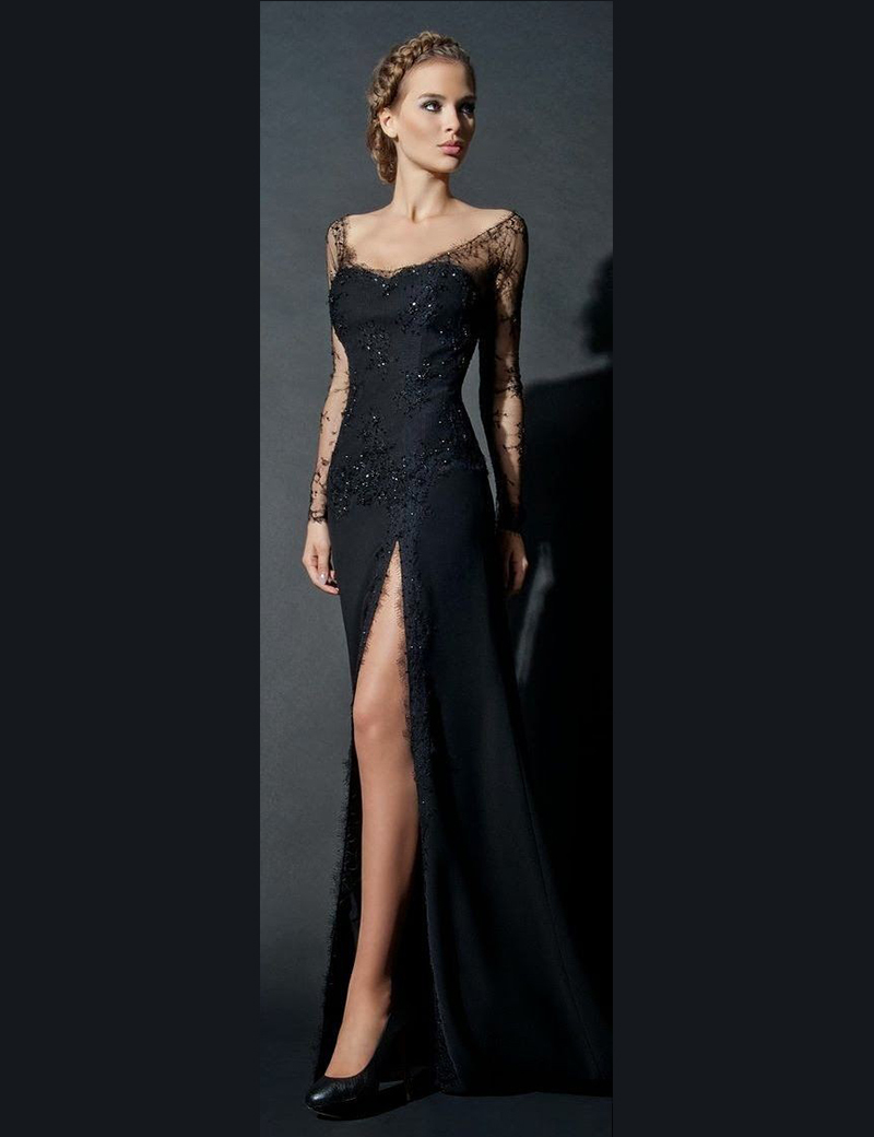 Popular Black Dresses