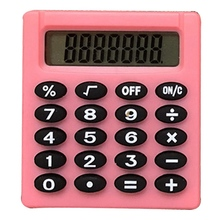 zheFanku New Student Mini Electronic Candy Colors Calculating Office Supplies Gift