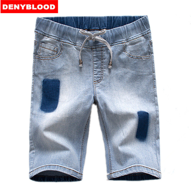Aliexpress.com : Buy Mens Denim Shorts Distressed Jeans Ripped ...