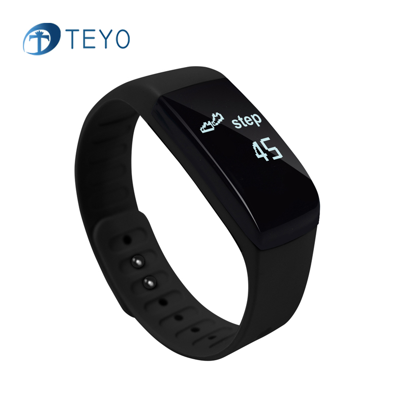 Teyo New Smart Band UP08 Heart Rate Sleep Monitor Passometer Fitness Tracker Pulseria Inteligente Waterproof for