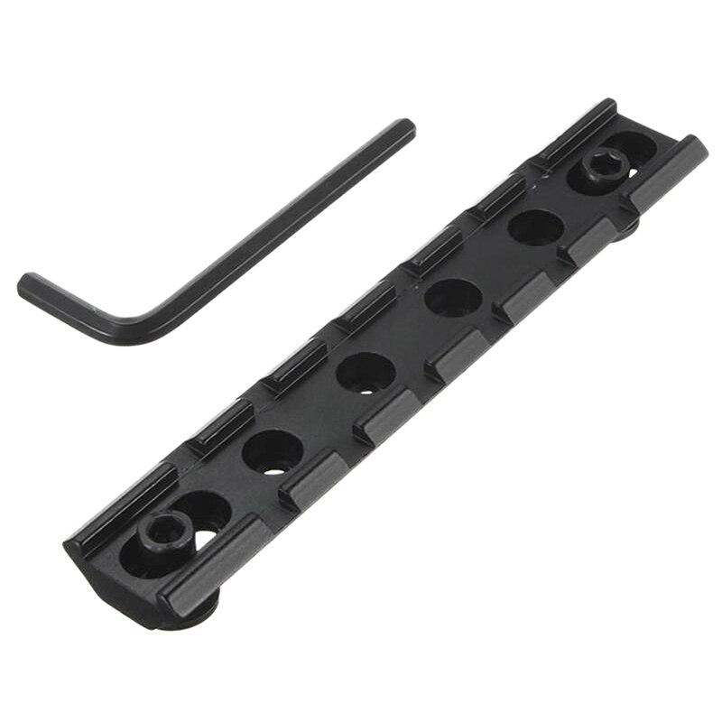 Standard Rail Mount 20mm Tactical Picatinny Weaver Base Rifle Scope Hunting