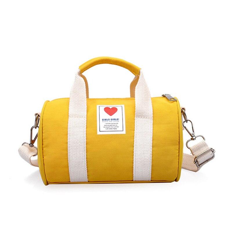 New Children's Travel Bag Gym Sports Bag For Kids Handbag Shoulder Crossbody Baby Cute Mini Messenger Princess Child Bucket Bag