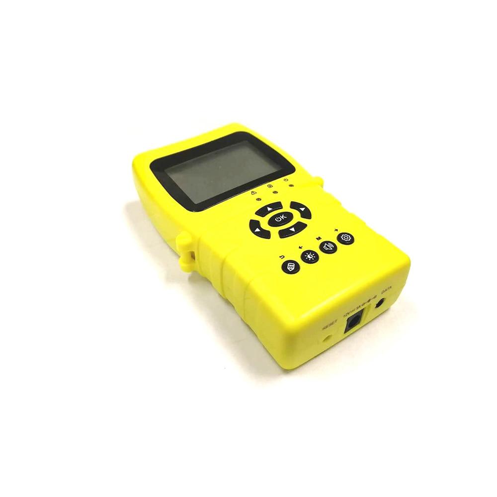 Image 3 - Vmade Satlink TM8511 Fast charging Li ion battery Digital MPEG 4 DVB S2 Satellite Meter Sat finder 1080P Satellite Signal Finder-in Satellite TV Receiver from Consumer Electronics