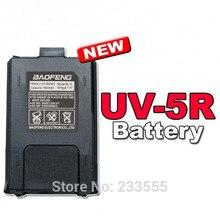Black NEW BaoFeng Battery For UV-5R Series Walkie Talkie UV-5R UV-5RA+ UV-5RB UV-5RC UV-5RE+Plus BF-F8+