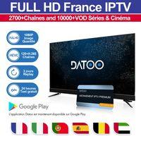 IPTV France Arabic Italy Spain Portugal Code M3U DATOO IPTV France Arabic Italy Spain Portugal Subscription IPTV M3U Android