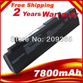 9 Cells 7800mAh Black Battery for ASUS Eee PC 1011B 1011BX 1011C 1011CX 1011P 1011PD 1011PDX 1011PN 1011PX 1011 PX  A32-1015