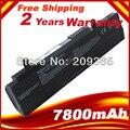 9 células 7800 mAh bateria preto para ASUS Eee PC 1011PX 1011BX 1011CX 1011C 1011 P 1011PD 1011PDX 1011PN 1011B 1011 PX A32-1015