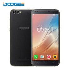 Doogee X30 3 г разблокирован смартфон 5.5 дюймов Android 7.0 nougat MTK6580A 4 ядра 2 г + 16 г 8.0MP + 8.0MP 2 задних камеры мобильного телефона