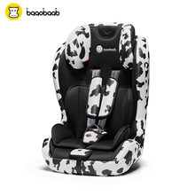 Baaobaab 750 2-in-1 ISOFIX Connector Car Seat 9-36 kg Portable Baby Children Booster Safety Seat Group 1 2 3, 9 months-12 Years(China)