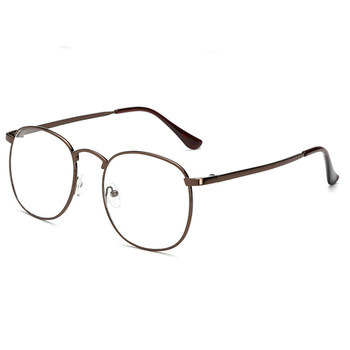 SUMONDY Diopter SPH 0 to -6.0 Myopia Glasses Women Men Alloy Frame Aspheric Hard Resin Lens Prescription Spectacles UF27