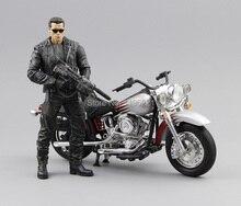 """(KEINE box) kostenloser Versand NECA Terminator 2 Action Figur T800 Cyberdyne Showdown PVC Figur Spielzeug 7 """"18cm MVFG132"""
