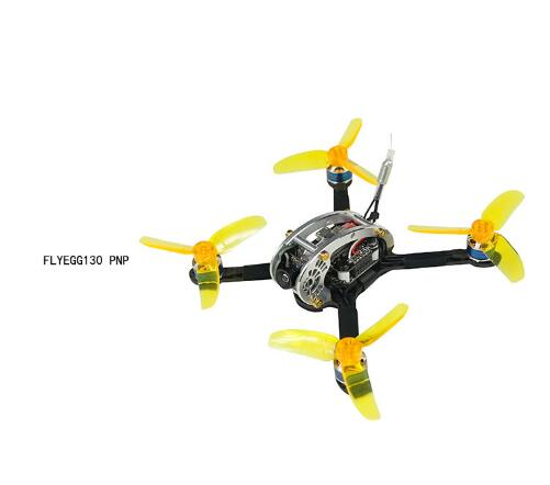 LDARC Flyegg 130 PNP FPV Racing Mini Indoor Brushless Drone Quadcopter (Excluding batteries) x73 mini indoor fpv racing drone
