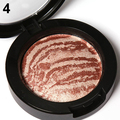 Wholesale Price Women 6 Colors Cheek Baked Blush Powder Makeup Cosmetic Bronzer Blusher Palette