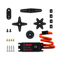 Hot! Power HD 4.8-6.6V DC Metal Gear 20KG Digital Servo For RC Boat Car LF-20MG New Sale