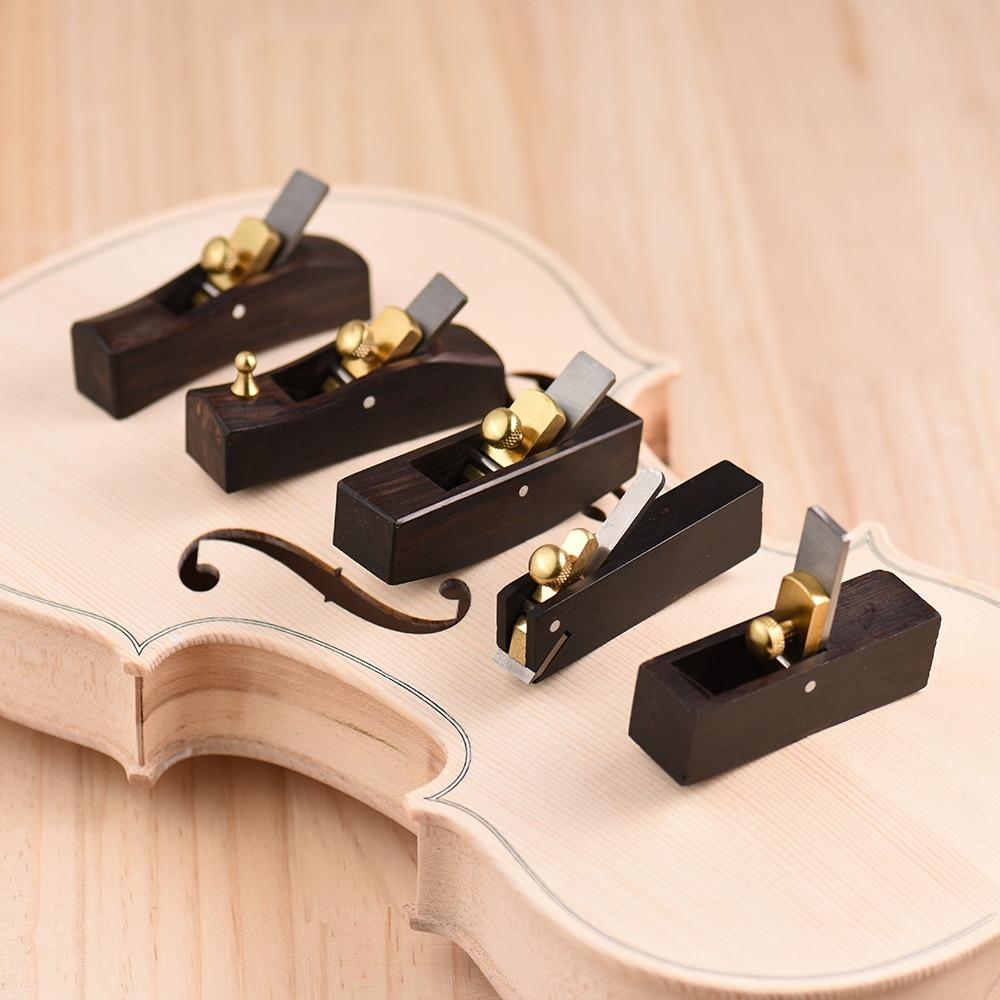 A Set of Violin Plane Cutter 5pcs Woodworking Plane Cutter Tool Set for Violin Viola Cello