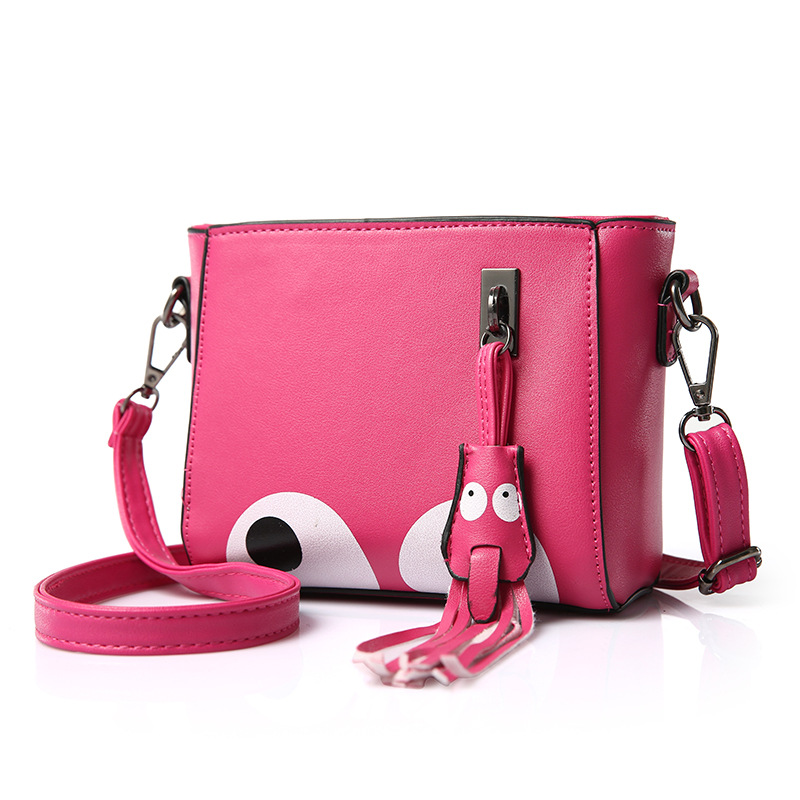PU leather cartoon princess coin purse wallet kids mini crossbody money pouch bag bolso mujer bolsa carteira feminina for girls