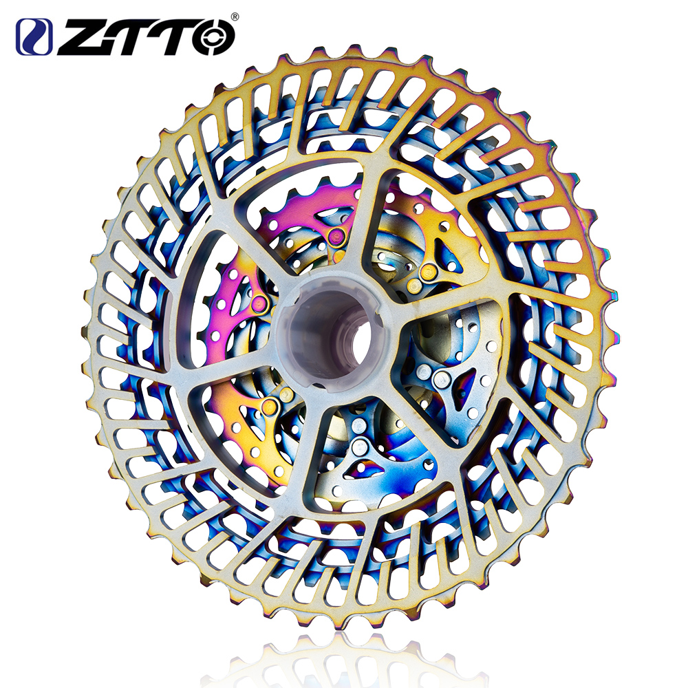 ZTTO 10 Speed 11-46T SLR 2 Bicycle Cassette HG Compatible ultralight Freewheel