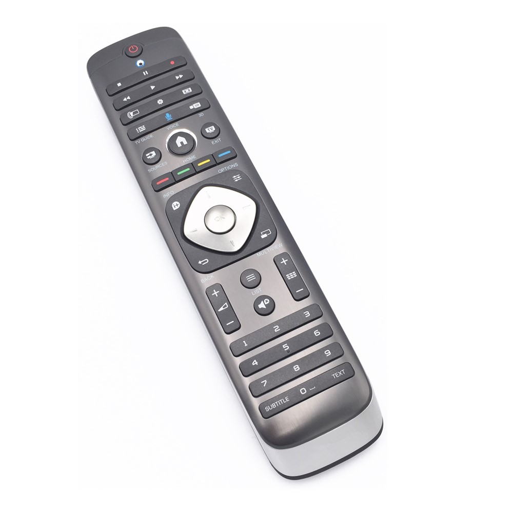 Remote Control for Philips 9800 series Ultra Slim 4K UHD TV powered by Android 55PUS8909C/12 65PUS9109/12 65PUS9809/12 телевизор philips 49pus6501 60 uhd smarttv android tv серебристый