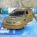 Новое 1/36 вагон-весов конструкторы мадди издание Subaru Impreza WRC 2007 автомобиль литья под давлением металл отступить автомобиль модели игрушка