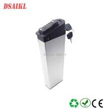 цена на EU US no tax hidden ebike battery pack 36V 10Ah 12Ah with 42V 2A charger for 250W foldable ebike