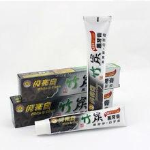 Новый Уголь Зубная Паста Отбеливание Черный Bamboo Уголь Зубная Паста Гигиена Полости Рта Зубы Уход 100 г