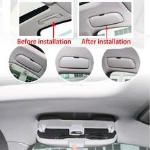 NIEUWE Auto Zonnebril Case Houder Bril Box Storage Voor Audi A3 A4l A5 A6L S3 S5 Q5l Q3 Q5 Q7 auto herinrichting