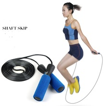 crossfit fitness equipment jump skipping ropes adjustable pvc rope length jumping body building exercise free shipping