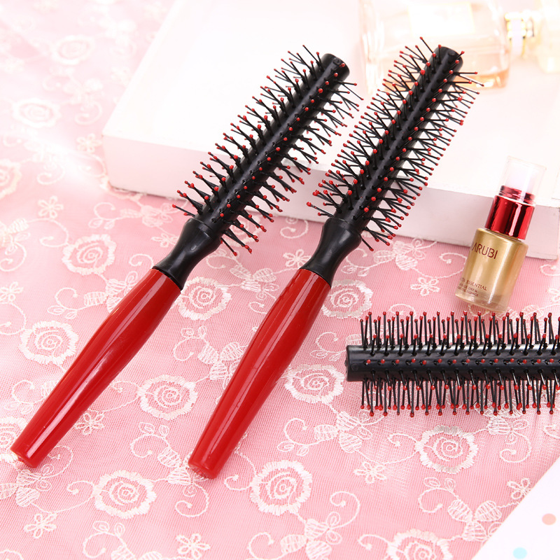 Curling Comb for Hair, Health Hair Care Styling, Hairbrush, Natural Massage, Hair Loss products