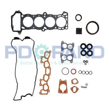 GA16DE GA16DNE motor completa reconstrucción Junta conjunto A0101-74Y87 para Nissan Sunny B14 1597cc 1.6L