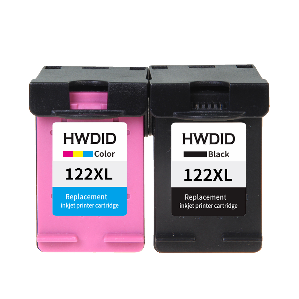 Image 4 - HWDID 122XL Refilled Ink Cartridge replacement for hp 122 XL for 