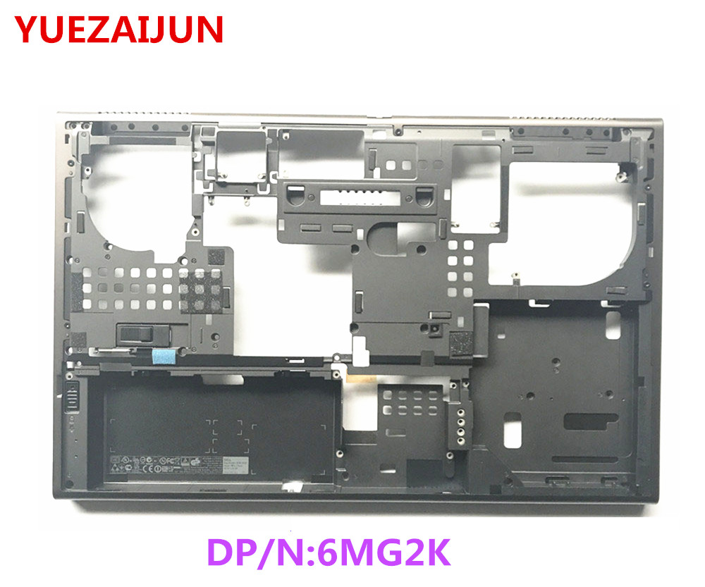 New For Dell Precision M6700 Laptop Bottom Cover Shell Base Case 6MG2K 06MG2K