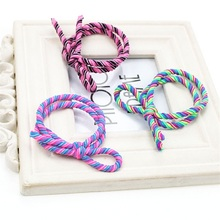 1PCS Hot Two-color spiral Hair Accessories For Women Headband,Elastic Bands For Hair For Girls,Hair Band Hair Ornaments For Kids