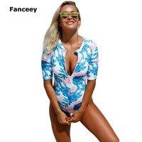 2018 Sexy One Piece Swimsuit Women Swimwear Blue Bodysuit Bandage Cut Out Summer Beach Bathing Suit Swim Monokini Swimsuit