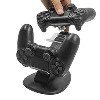 VPLAY 2018 NUOVA funzione Dual USB di Ricarica Caricabatteria Da Tavolo Stand Docking Station Culla per Sony Playstation PS4 Controller