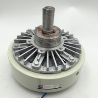 PB-100 100NM DC24V 1800RPM distancia central 140mm eje simple 30mm freno magnético en polvo para maquinaria de embalaje